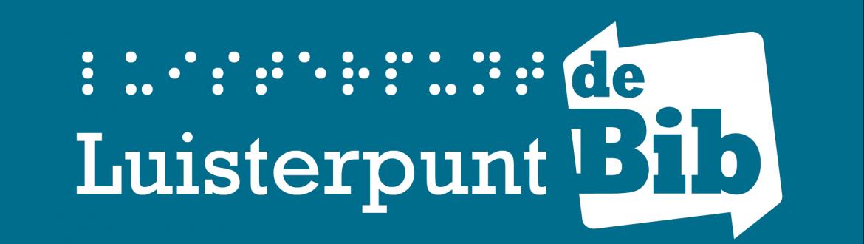 Luisterpunt logo banner